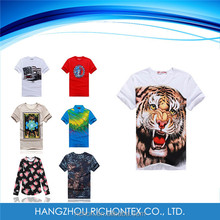 New design t shirt production cost,low cost shirts men