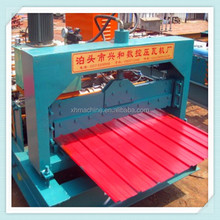 XH910 Roll Forming Machine Overseas Service Center Available