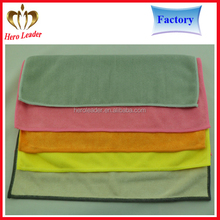Hot selling lint free microfiber antistatic cleaning dust cloth