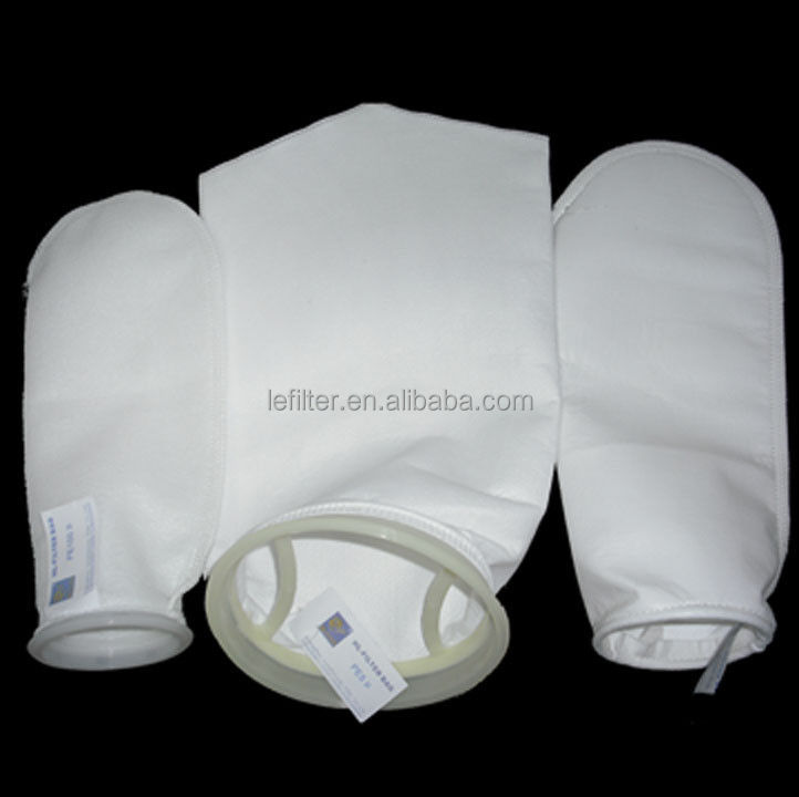 Hot sales!!! High quality nylon liquid filter bag