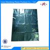 Black plastic drawstring bag,pp woven bag with string,lamiantion drawstring bag