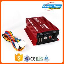 DC 12V sound digital car amplifier
