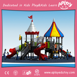 Earn it Aplay outdoor playground sets cheap safe good used playground equipment