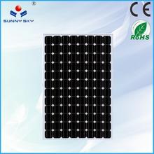 china durable high efficiency 280watts solar panel price TYM280