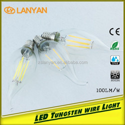 2014 best selling 4w lights luxury LED copper great g9 bulb 5000k energy saving