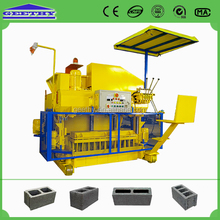 hollow brick machine mold Cadona 1600s brick machine for myanmar