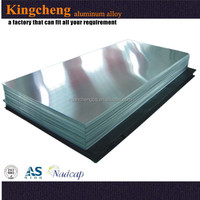 New china 3xxx plastic film aluminum sheet supplier customized and processing aluminum alloy