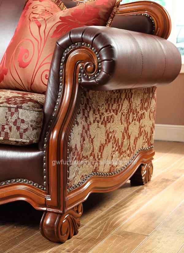 Royal barato muebles para el hogar antiguos, madera muebles para ...