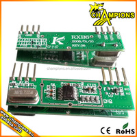 high rate wireless receive module, 433mhz wireless receiver module AG-RXB6