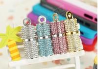 100% real capacity Free shipping diamond necklace/ jewelry usb flash drive memory stick 8G 16G 32G usb flash drives