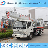 Chinese Famous Brand Mobile Truck Crane Prices in Dubai