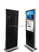 "42"" Shopping Center Standalone Digital Signage Player,Floor Standing LCD Advertising Display,Display Ads LCD TV"
