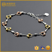 Different color circle bracelet jewelry hot sale online