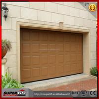 2015 Hot sale!!waterproof garage door/overhead garage door /sectional automatic sectional China