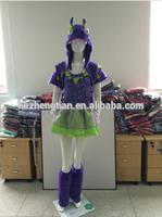 Walson Cheap sex xxx movies Fancy Purple animals Carnival Party Suit Wear Sexy Women Carnival Suit fancy Lingerie