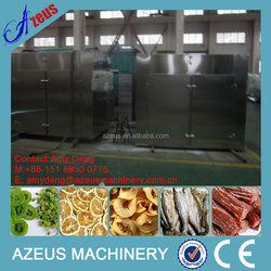 2015 practical industrial food dehydrator/fish drying machine in fruit & vegetable processing machines