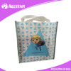 ASD2015A034 Promotional Foldable Non Woven Kids' Shopping tote Bag