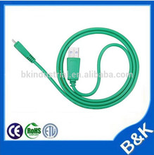Direct selling running lighting usb cable with CE RoHS