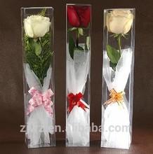 Nueva modificado para requisitos particulares de la flor de envases de plástico