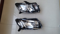 Renault new Logan 2014 head lamp, Dacia new Logan 2013 headlight, auto lamp for Renault Dacia Logan