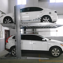 Two Post Share Column SUV Parking Lift
