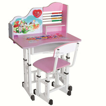 New design wood school furniture/kids school tables and chairs