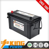 12V N100MF JIS Standard Cheap 100AH auto battery eletric car battery