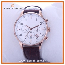 Assisi brand Casual big face Watches Multi-Function Quartz Watches for Boys