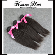 "Good Qualtiy Factory Price Wholesale Virgin Indian Hair Reviews Natural Color 8""-30"""