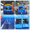 Outdoor playground sport inflatable jumping castle