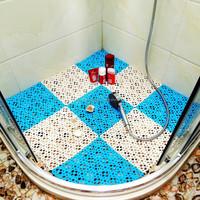 DIY bathroom anti-slip mat shower room PVC bath mat wholesale