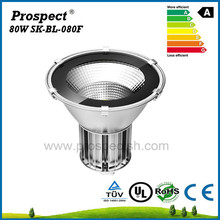 Outdoor High Power 80w 100w 120w LED High Bay Light for car parking lot