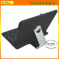 Bluetooth Keyboard Swivel 360 ABS Rotate Rotating Case Cover For iPad Mini