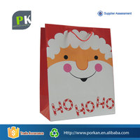 Colorful Christmas Candy Paper Gift Bags