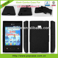 2 in 1 cellphone case for lg e400 optimus l3