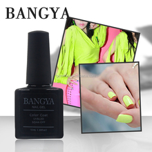 The best price 10ml soak off gels polish 147 color gel nail polish product