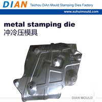 Metal stamping mould for car