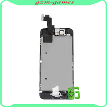Paypal Accept For iPhone 5S Full Assembly Touch Screen Digitizer with LCD