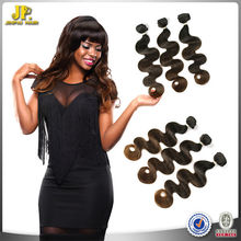 JP Hair Natural Brown Can Be Dyed Virgin Brzilian Hair Extension