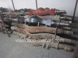 truck spare parts rear axle housings for JAC truck