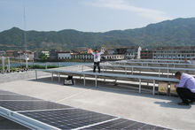 Competitive price Off Grid tied 20KW solar system price / Solar Panel System for home 20KW with best price and free ship cost