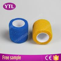 Fashion Crazy Selling nylon elastic cohesive bandage