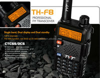 TYT TH-F8 frequency scrambler 128 channels 25 radio stastions DTMF TOT