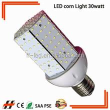 manufacturing 360 degree HID retrofit bulb E40 E39 30watt led corn bulb with cheaper cost