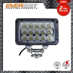 Hot sales Tractor Marine15leds 45W 12V 24V led working light