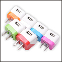 Foldable USB AC Travel Adapter charger