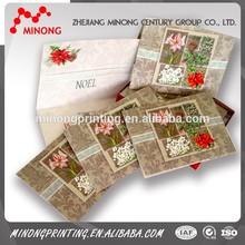 Diseño elegante único aniversario hechos a mano tarjetas de felicitación de boda