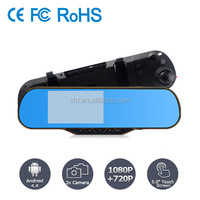 Auto Start Night vision GPS Navigation 5.0 inches Touch Screen night vision infrared car reverse camera
