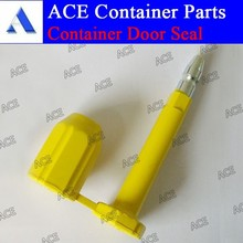 ABS plastic container seal door bolt seal