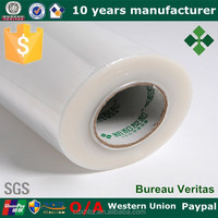 Plastic Wrap Clear LLDPE Stretch Film Pallet Wrapping